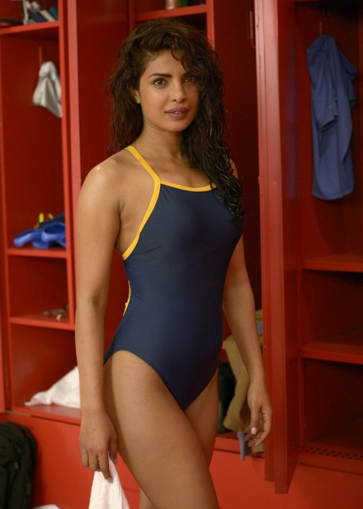 Priyanka Chopra Quantico TV Show Bikini HD Photos